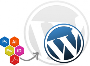 Adobe Illustrator to WordPress
